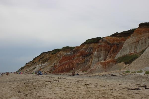 Martha's Vineyard Aquinnah Cliffs