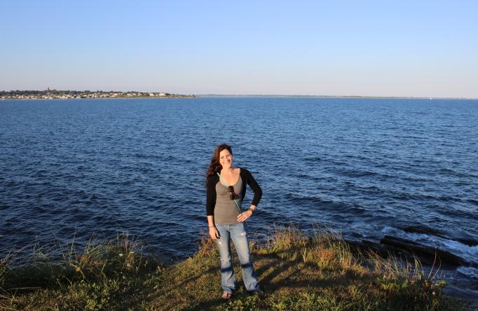 cliff walk rhode island