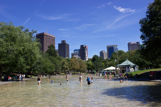 Boston Commons & Public Garden