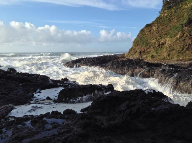 cape perpetua devils churn
